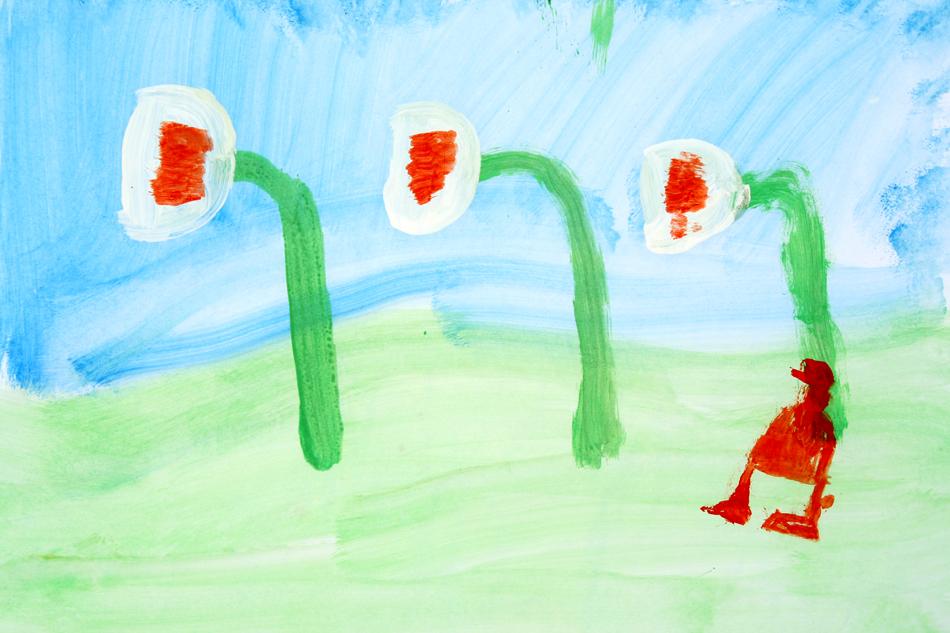 Frühlingsblumen von Jakob (10)