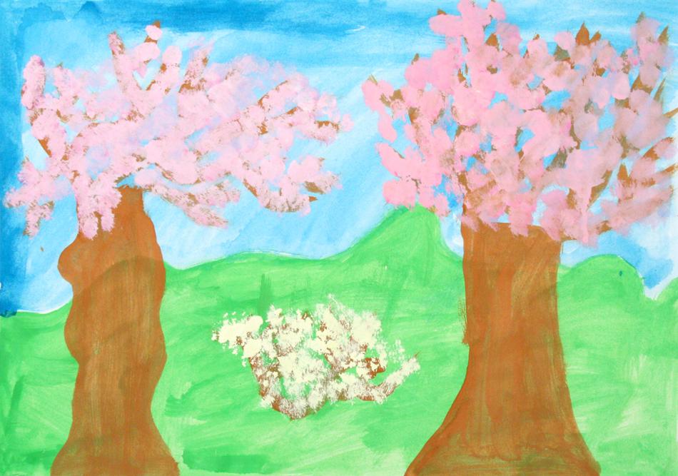Blütenbäume von Karolina (8)