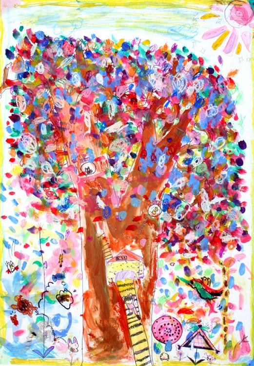 Mein großer Baum von Makoto (7)