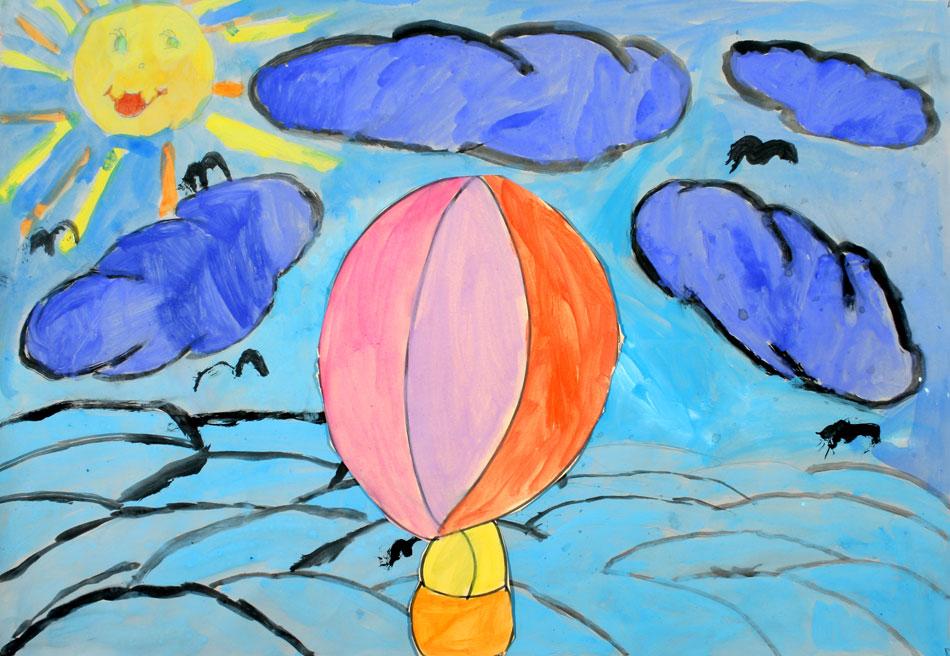 Fahrt mit dem Heißluftballon von Sheiponge (9)