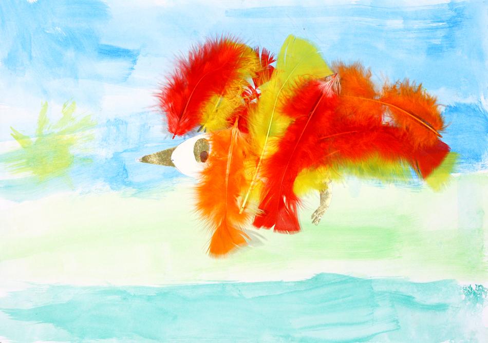 Fliegender Feuervogel von Marrius (7)