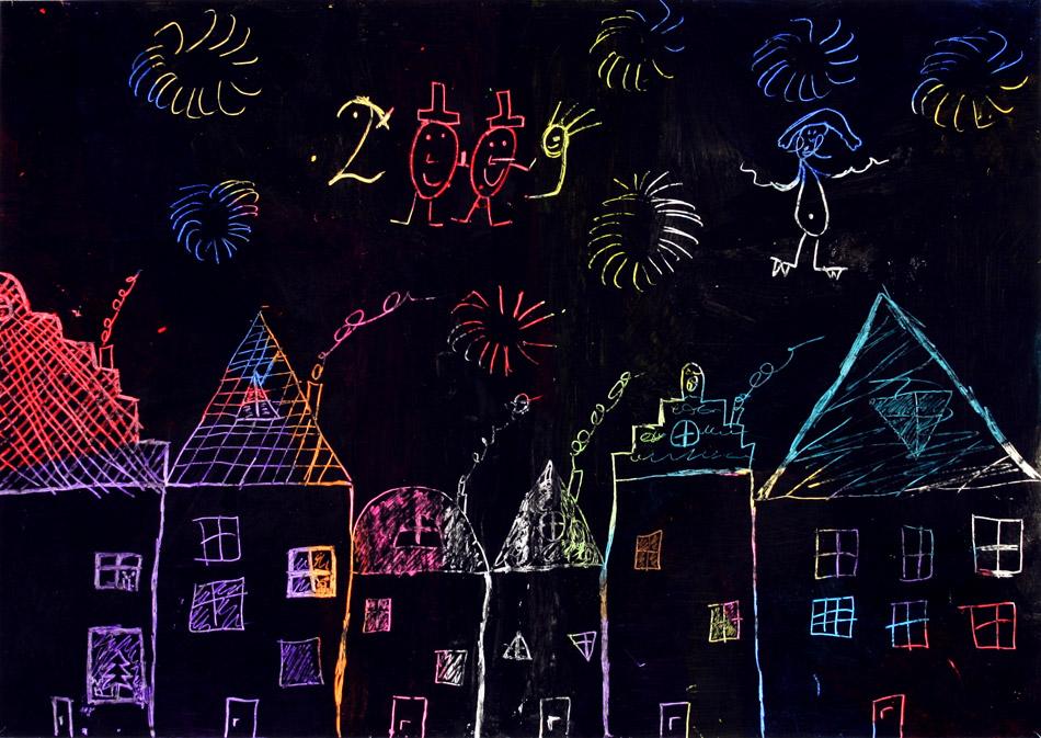 Feuerwerk 2009 von Jenni (8)