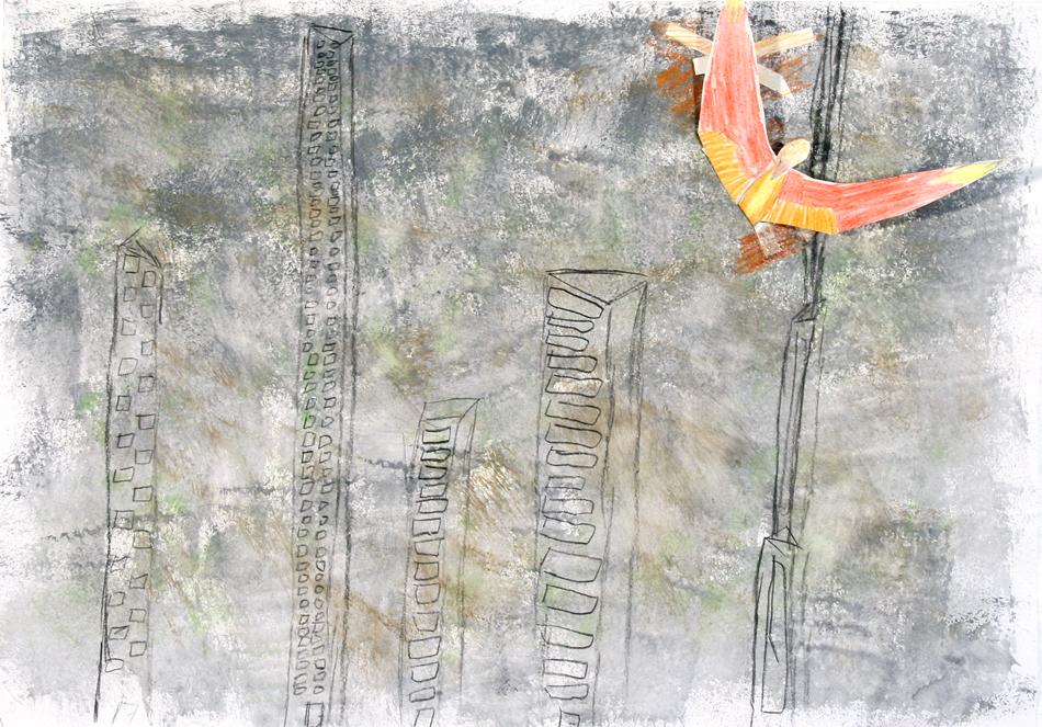 Fliegender Feuervogel von Jonathan (10)