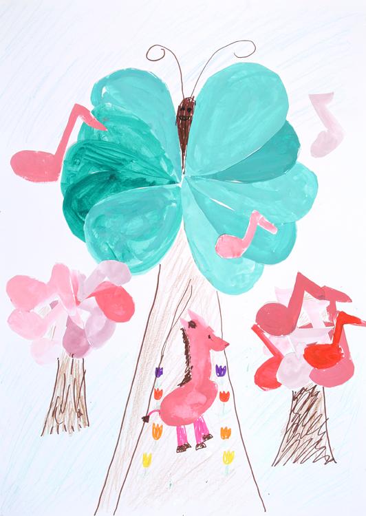Fantasiebäume von Sakura (8)