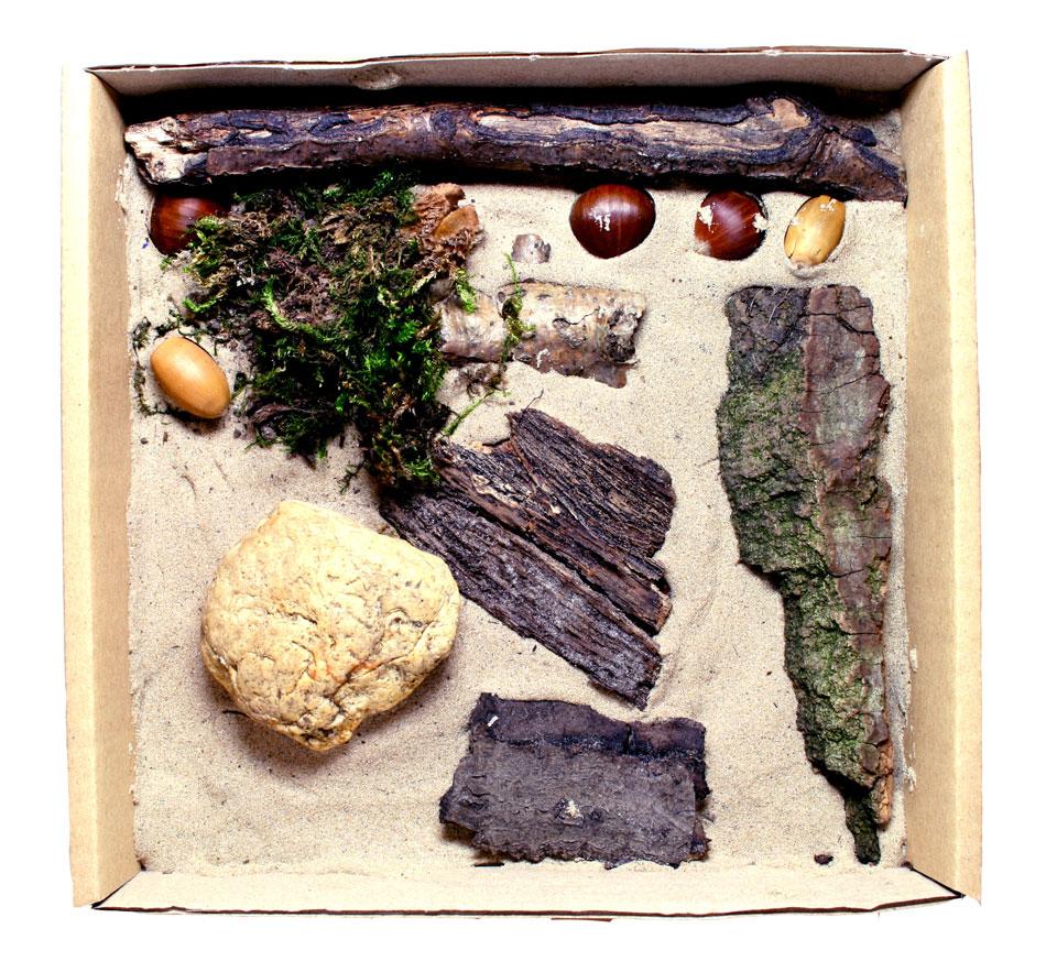 Sandbild von Christo (3)
