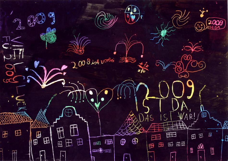 Feuerwerk 2009 von Pauline (8)