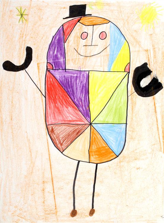 Figur nach Jean Miro von Niko (8)