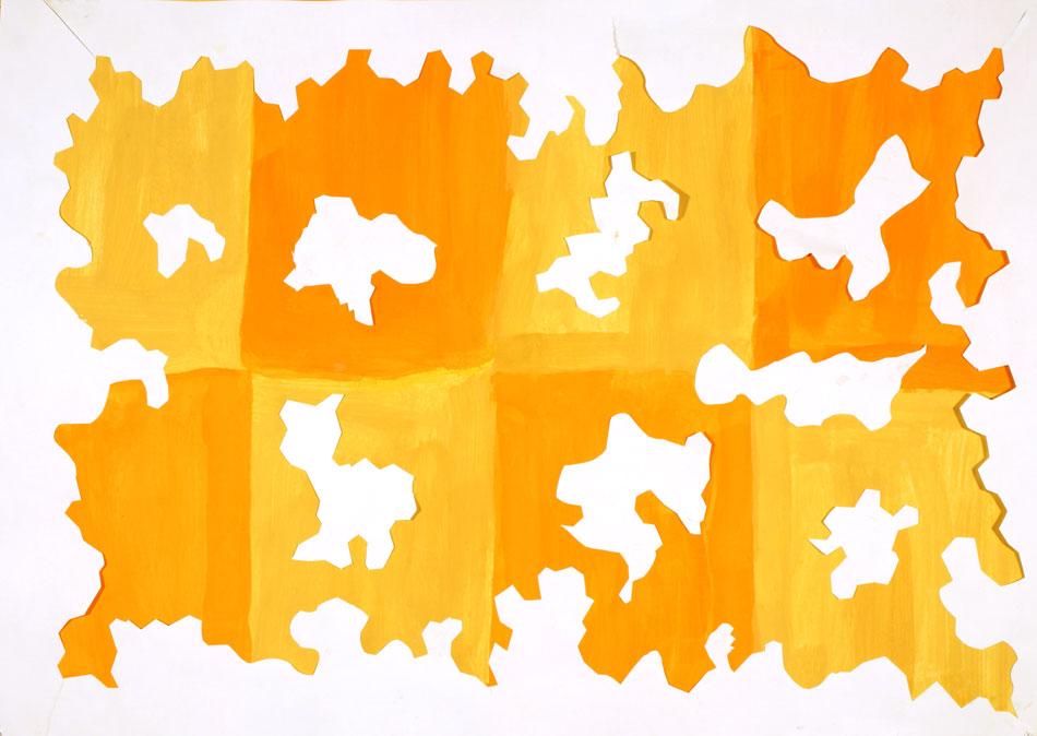 Landschaft nach Matisse von Antonia (10)