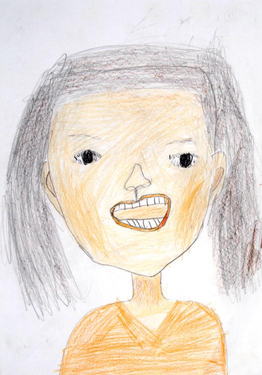 Selbstportrait von Keita (8)