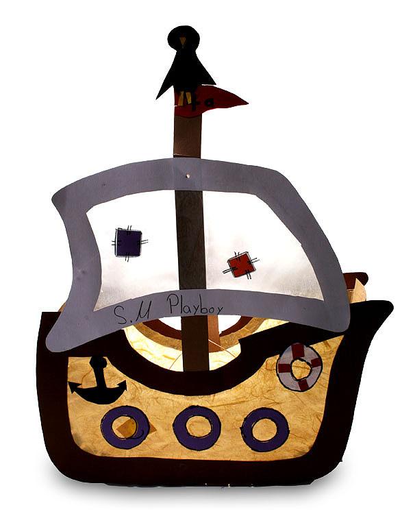 Piratenschiff von Serafina (10)