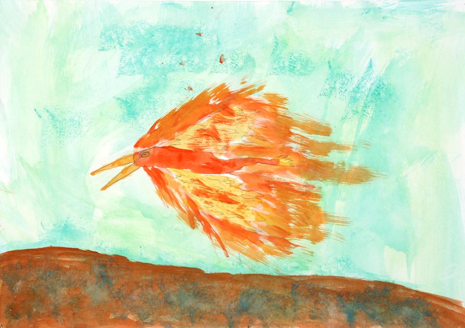 Fliegender Feuervogel von Dennis (9)