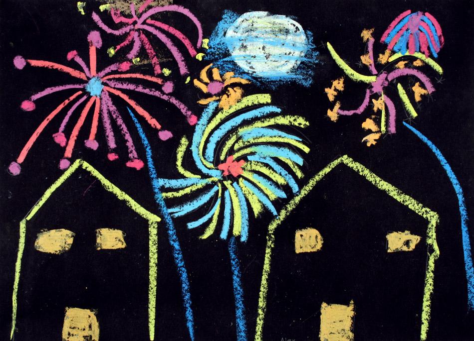 Feuerwerk 2009 von Marcel (8)