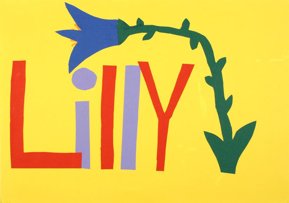 Mein Name von Lilly (10)