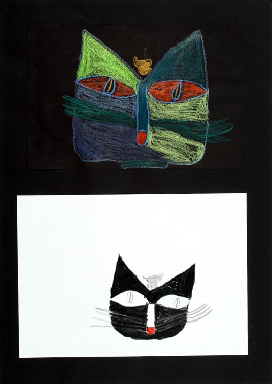Katzenportrait von Ljubi (9)