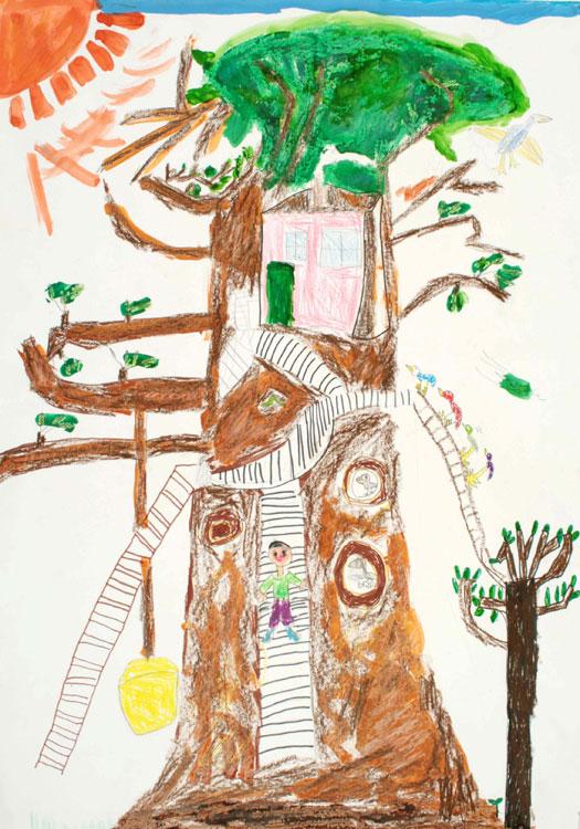 Mein großer Baum von Yuta (8)
