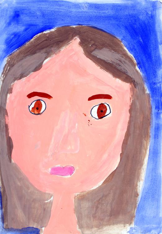 Selbstportrait von Lilli Sophie (8)