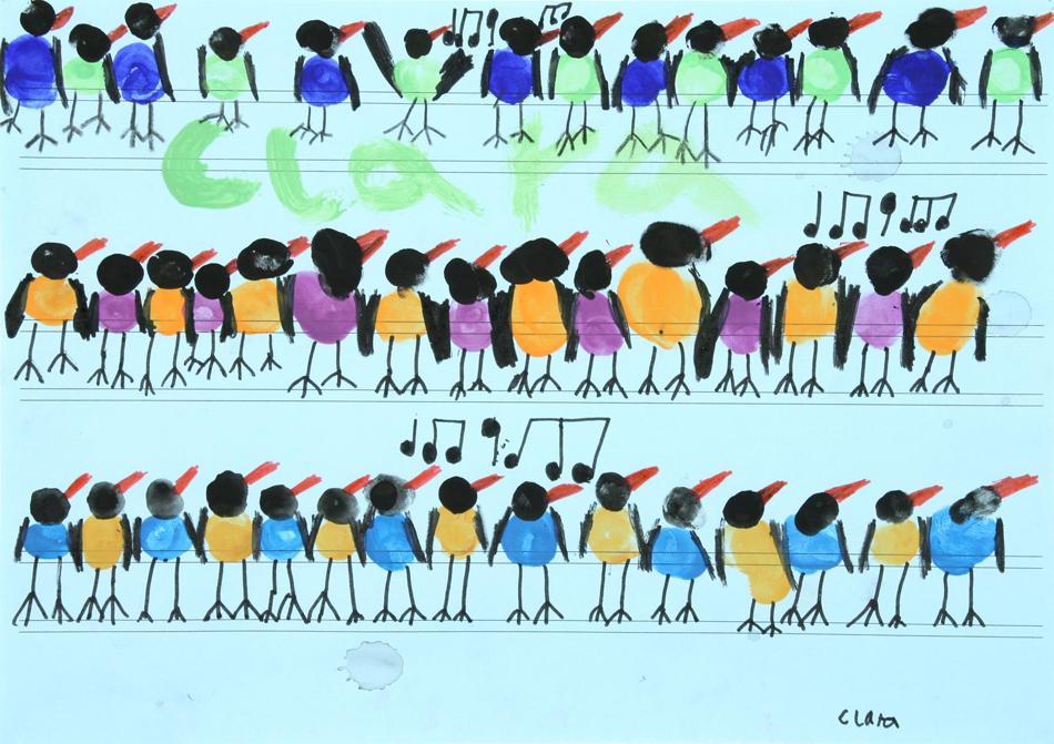 Vögel auf der Oberleitung von Clara (7)