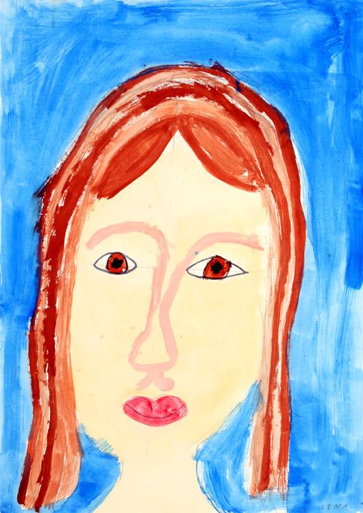 Selbstportrait von Lena (8)