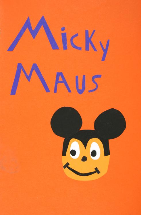 Micky Maus von Piet (11)