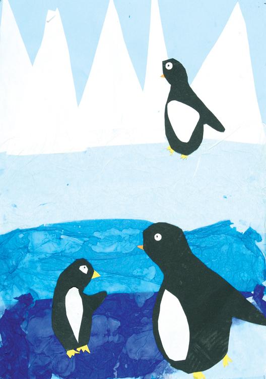 Pinguine am Nordpol von Lars (9)