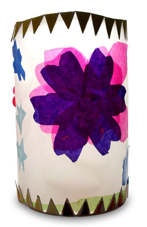 Blumen-Laterne von Carla (7)