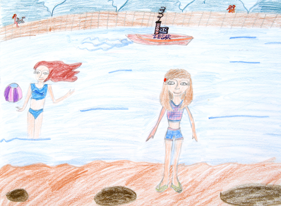 Am Strand von Alexandra (8)