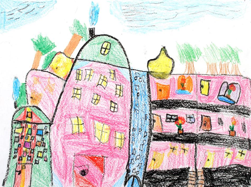 Wiener Haus von Laura (9)