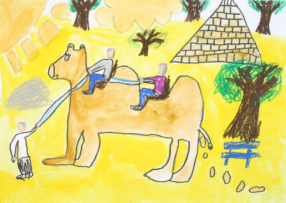 Kamelritt von Ayane (8)