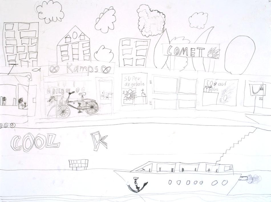 Einkauf mit dem Fahrrad von Marvin (9)