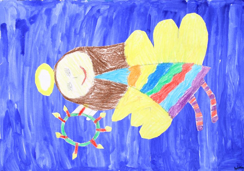 Fliegender Engel von Antonia (10)