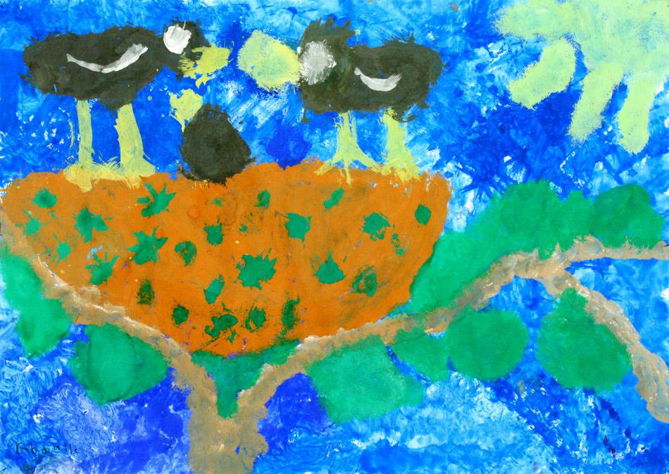 Vogelnest von Abdallah (7)