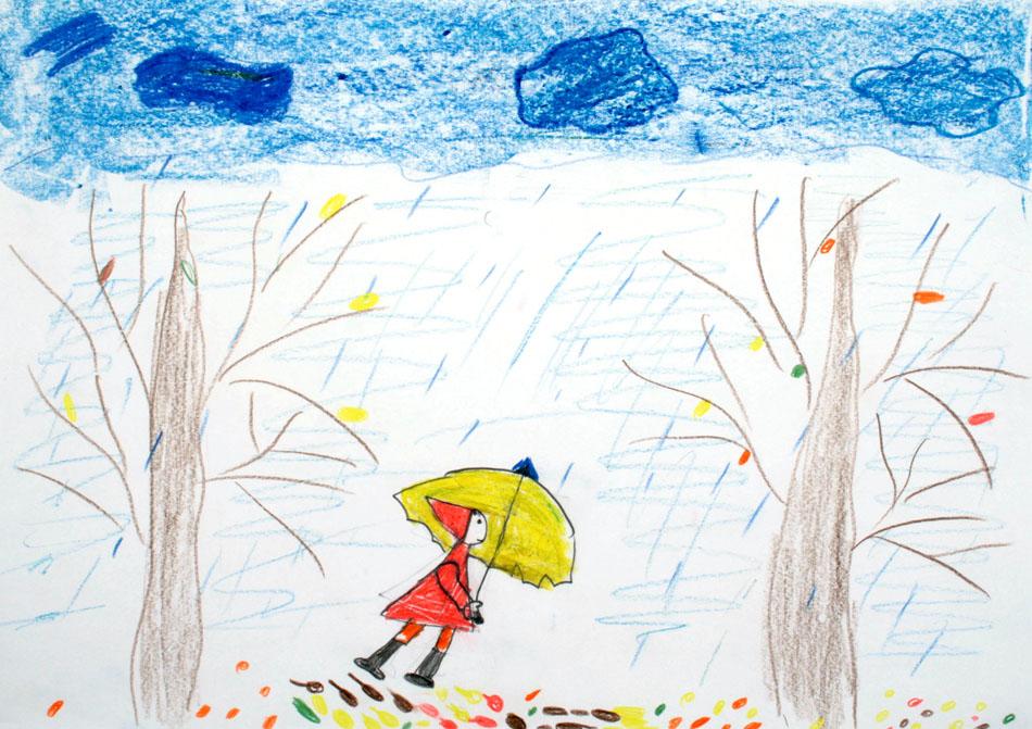 Im Regen von Tamare 8