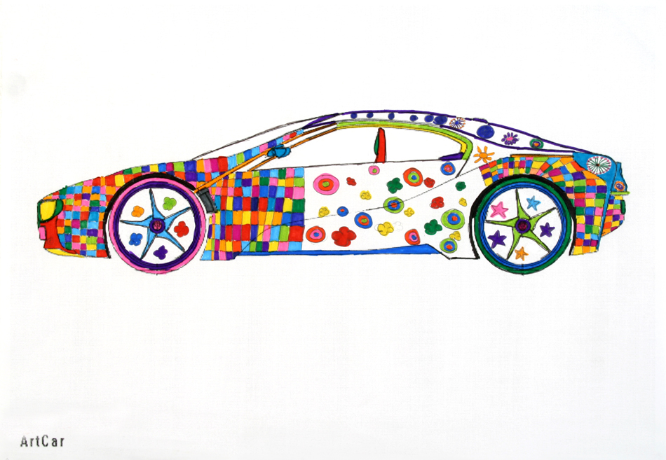 Art-Car von Celina (11)