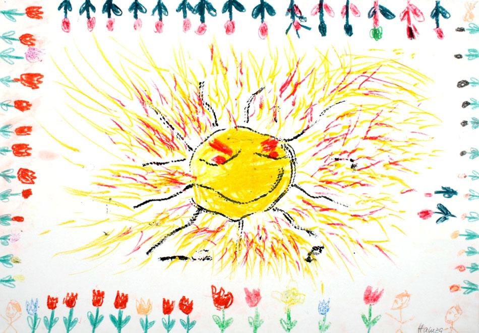 Sonne im Garten von Zoran(7)