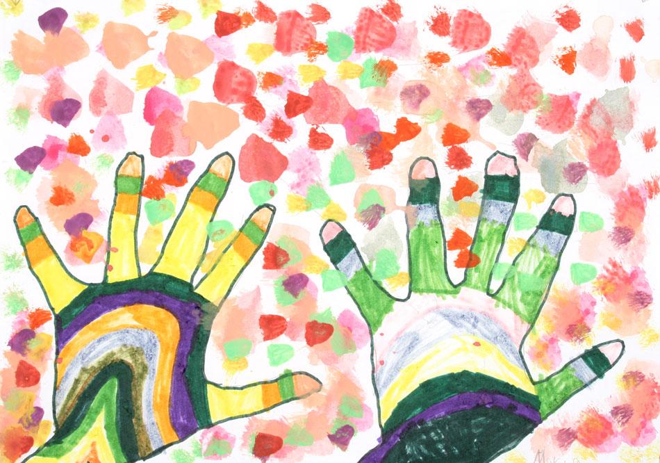 Meine Hände von Maria (8)