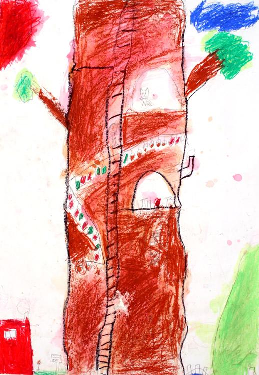 Mein großer Baum von Shunsuke (7)