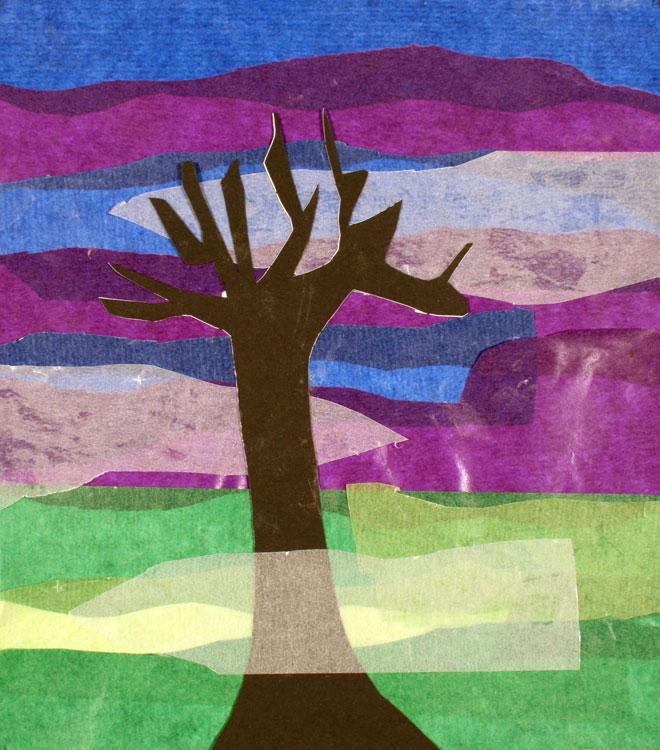 Baum im Nebel von Phillipp (9)