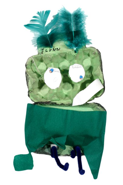 Grünes Monster von Flynn (7)