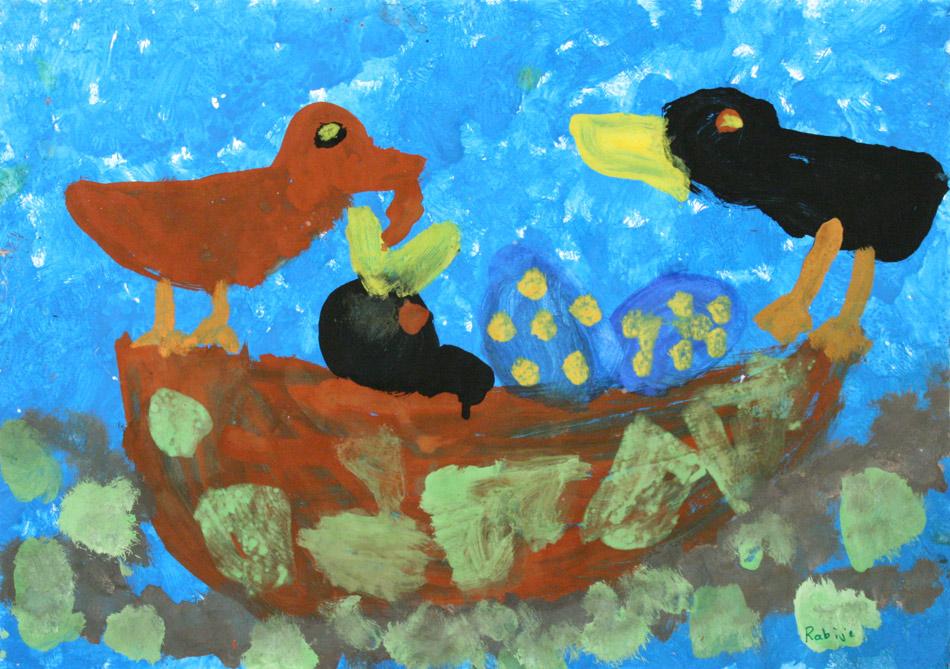 Vogelnest von Rabije (8)