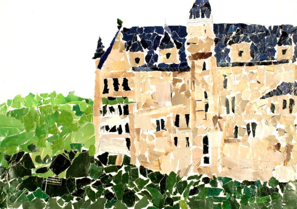 Schloss Neuschwanstein von Mirai (9)