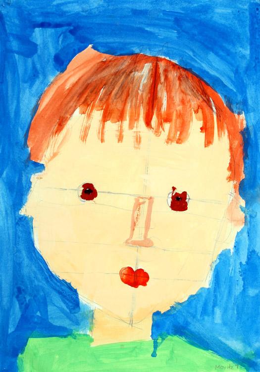 Selbstportrait von Moritz (8)