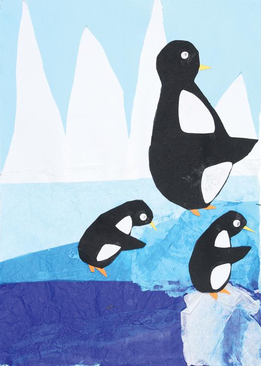 Pinguine am Nordpol von Raya (8)