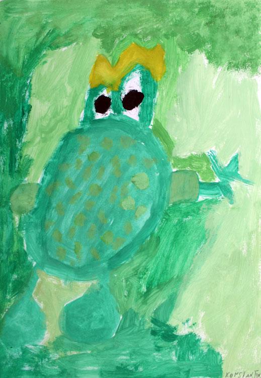 Froschkönig von Doukan (7)