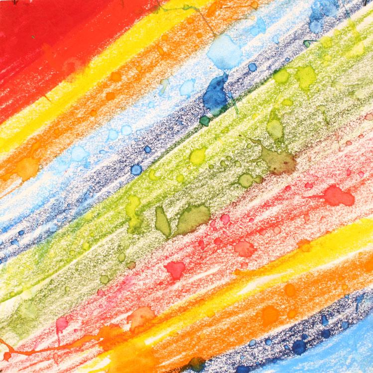Farben im Regen von Lilli (8)