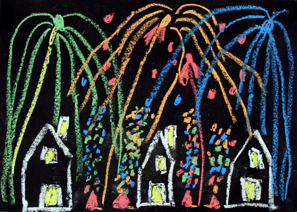 Feuerwerk 2009 von Matti (8)
