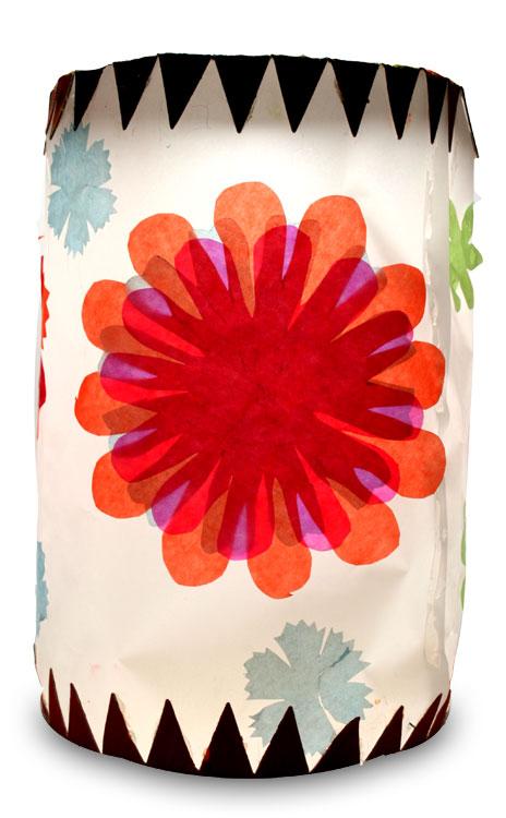 Blumen-Laterne von Vicky (7)