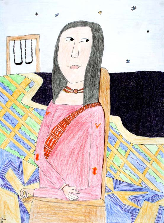 Berühmte Kunstwerke nachempfunden von Florian (12)
