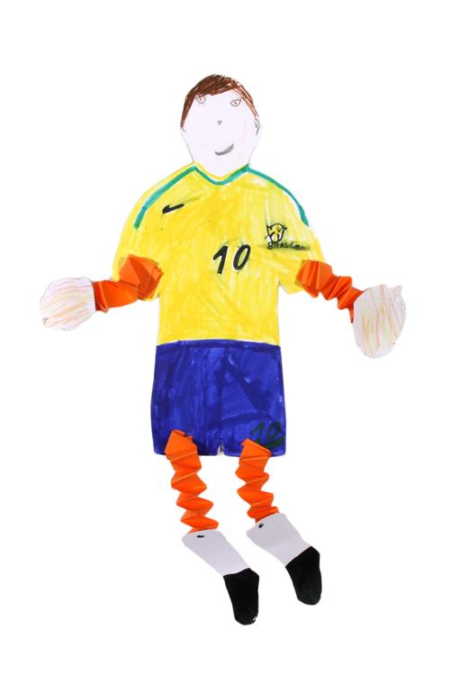 Fußballspieler von Dina (9)