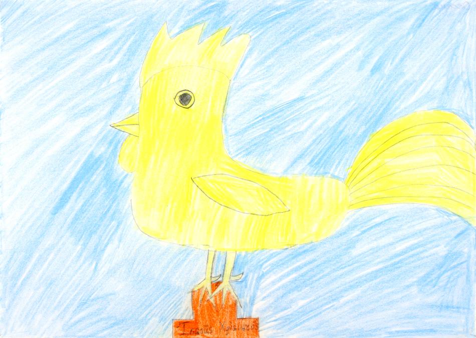 Der goldene Hahn von Oxana (10)