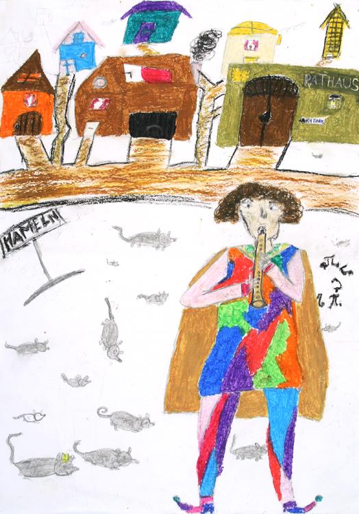 Der Rattenfänger von Hameln von Shana (10)